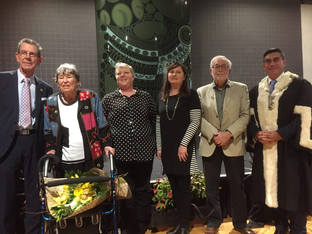 Civic awards Porirua 2019